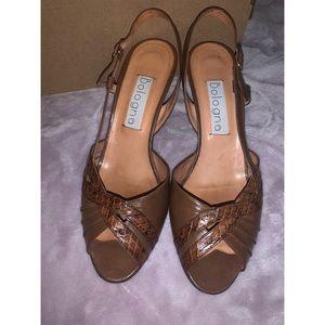 Bologna heels 👠